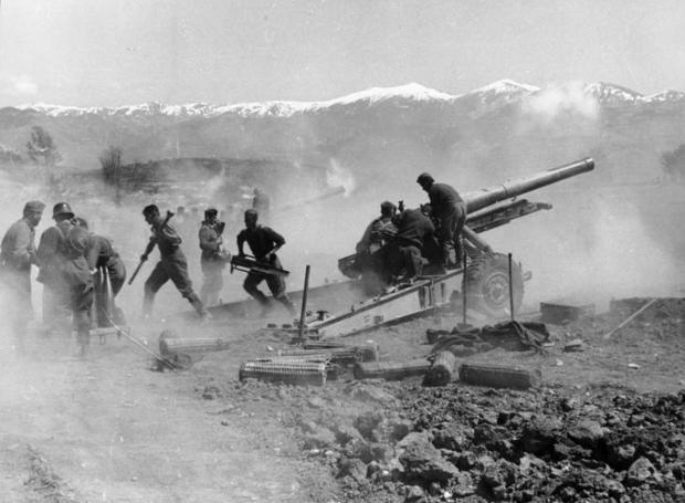 """German_invasion-Greece Κωδικός """"Μαρίτα"""": Οι Γερμανοί επιτίθενται στην Ελλάδα"""