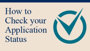 Application Status Portal