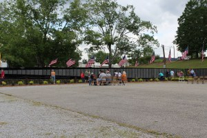 The Vietnam Memorial Moving Wall