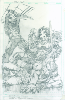 "<h5>""Titans Hunt #5.""</h5>"