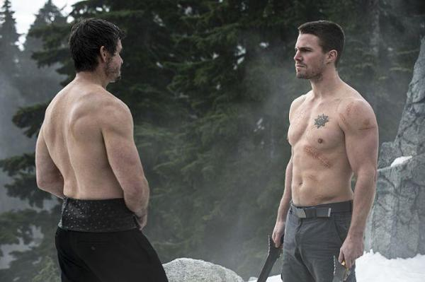 Arrow - with R'as al Ghul