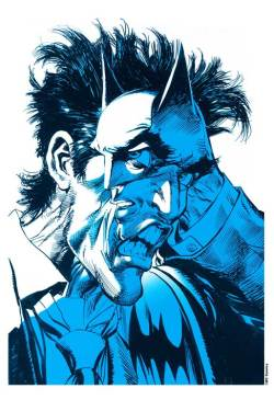 Neal-Adams-Batman-Joker-Blue