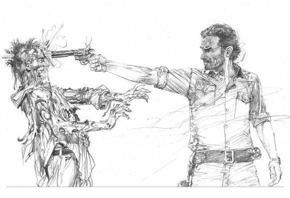 Neal-Adams-Walking-Dead-Rick