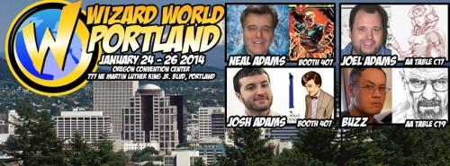 Neal-Adams-Wizard-portland-con-banner