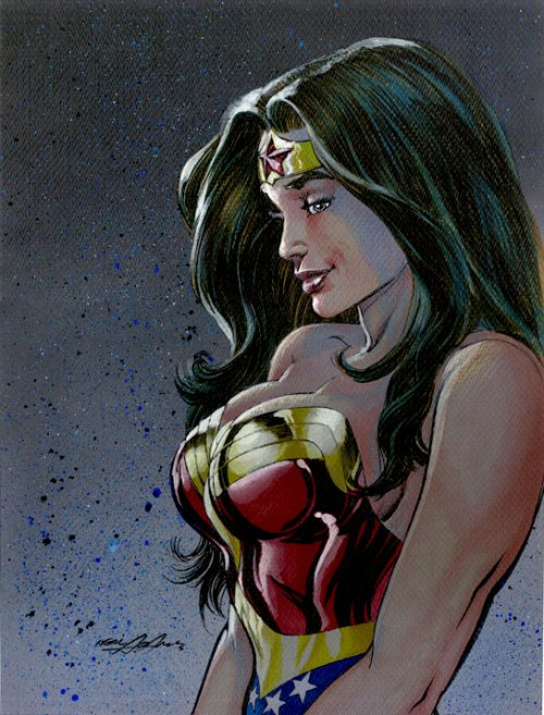 Neal Adams - Wonder Woman