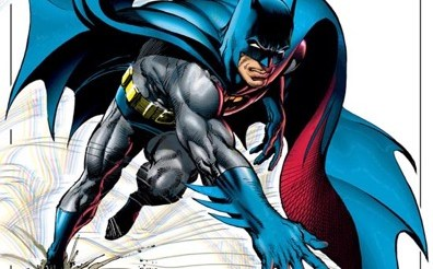 Neal Adams' - Batman Run Forward - Print