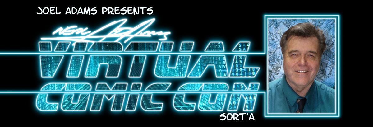 Neal Adams Virtual Comic Con