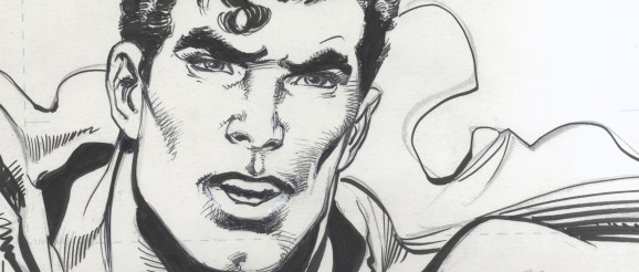 Neal Adams - Original Art - Superman - Pencil