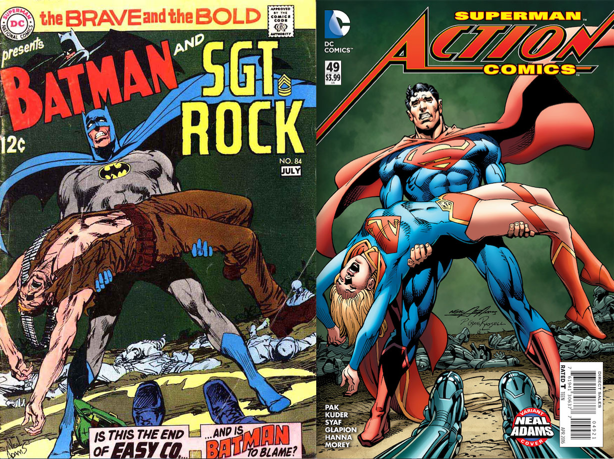 Brave and Bold 84, New Action Comics 49