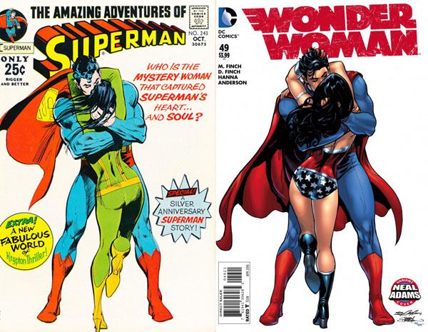 13th Dimension: Neal Adams Month: Wonder Woman 49