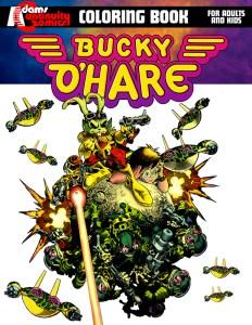 Bucky O'Hare Coloring Book