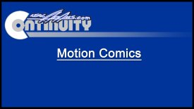 Neal Adams | Content Box 3 | Motion Comics