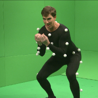 """Eli's Touchdown Dance Should Be """"The Dropped Sandwich"""" From SNL Motion Capture Sketch"""
