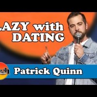 Stand-up Comedian Patrick Quinn Perfectly Captures The Laziness Of Online Dating