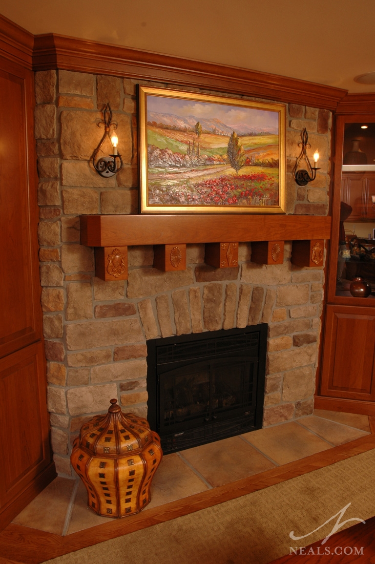 Project Story Fireplace Delorenzo 171 Neals Design Amp Remodel