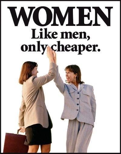 WomenCheaper