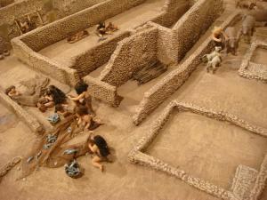 Ο προϊστορικός οικισμός