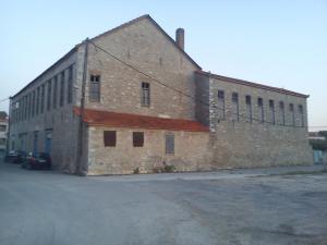 Το παλιό Σαπωνοποιείο