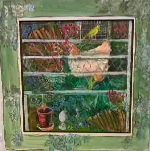 Πίνακας Μαρίας Παπαχρήστου
