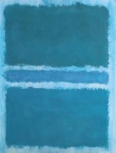 UNTITLED (BLUE DIVIDED BY BLUE), 1903-1970