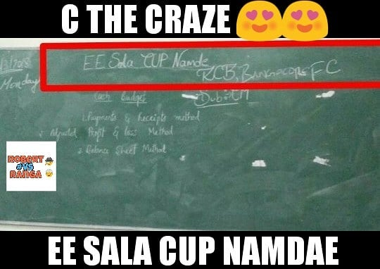 Ee Sala Cup Namde | ESCN Trending on Social Media