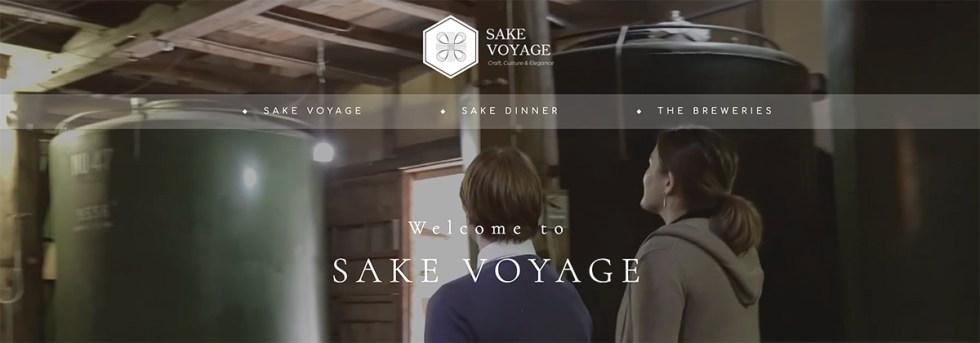 An image of SakeVoyage.com