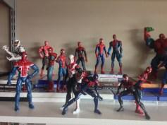 Alternate Spider-men: Spider-Uk, Spider-men 2099, Ultimate Spider-men, MCU Spider-men, Tobey Maguire, Andrew Garfield, Cartoon Spider-man, HOM Spider-man