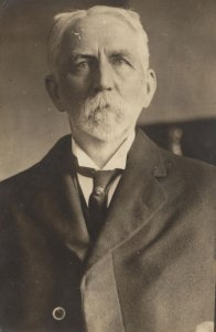 Portrait of James L. Barton