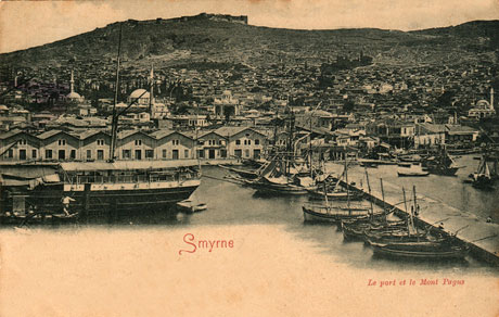 Postcard of Smyrna