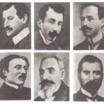 Prominent Armenians arrested from Constantinople on April 24, 1915