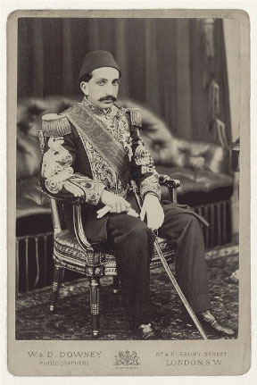 Sultan Abdul Hamid II had a special hatred for religious minorities.