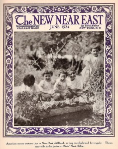 New Near East Cover, June 1924