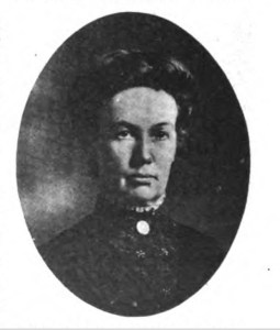 Portrait of Annie T. Allen
