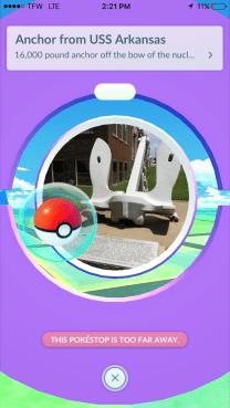 Landmarks are featured across NEA