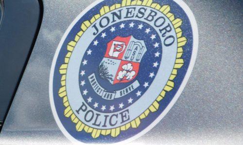A Jonesboro Police Department patrol car. Photo by Stan Morris.