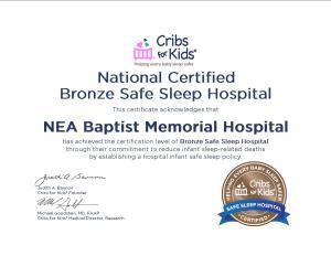 Bronze Safe Sleep Certification_seal