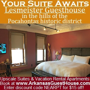 ArkansasGuestHouse.com
