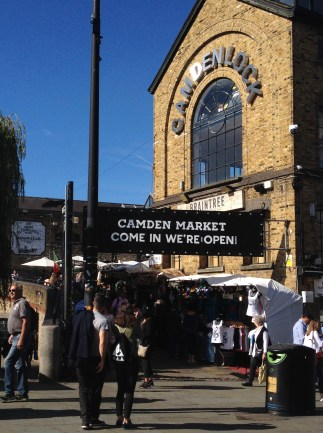 Outdoor markets