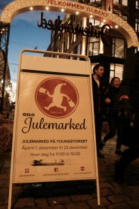 Youngstorget Christmas market