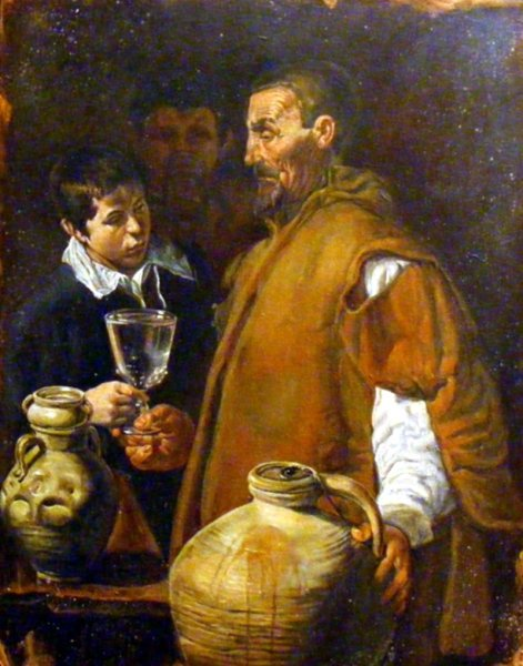 Velasquez Waterseller