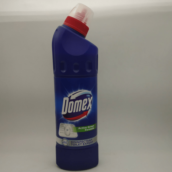 Domex Disinfectant Toilet Cleaner with Active Green Formula | 500ml