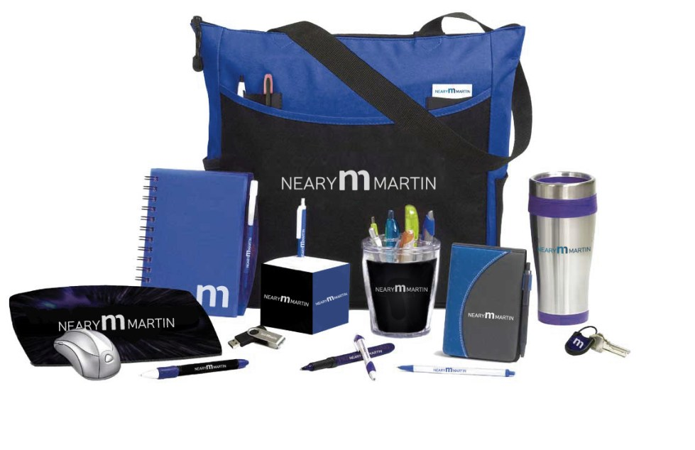 Promotional Products - Neary Martin - Corporate Branding ...