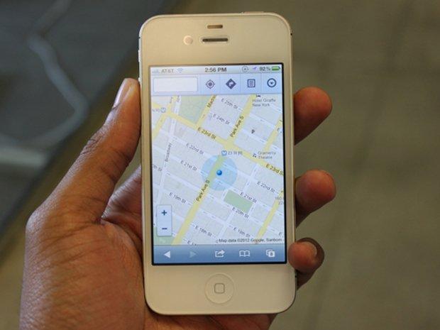 google-maps-iphone-widget