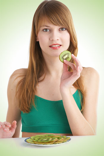 kiwi de mancare