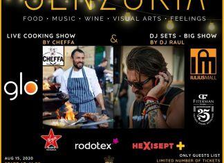 Sezoria, eveniment ca un festival