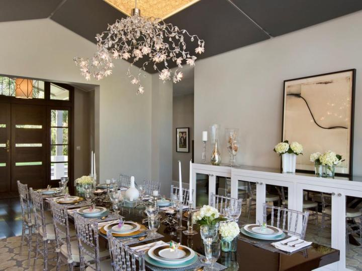 Low Voltage Dining Room Lighting