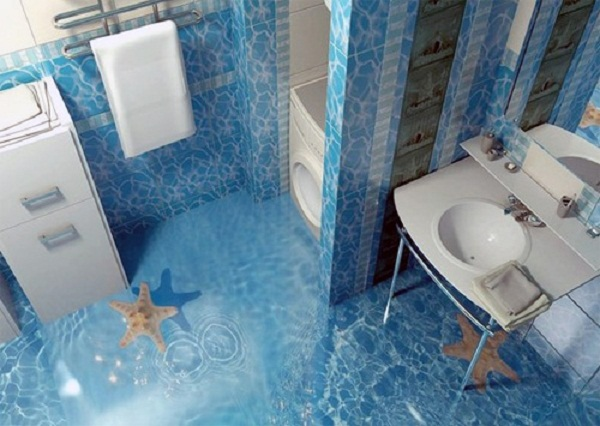 Bathroom Flooring Ideas