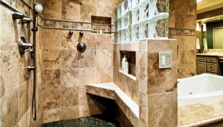 Idea Bathroom Shower Remodel