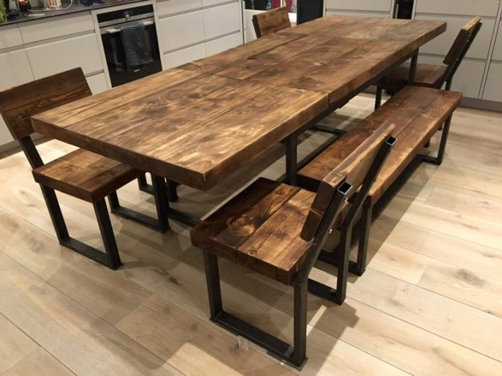 Dining Chairs For Reclaimed Wood Table
