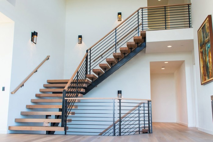 Home Staircase Ideas, Staircase Decorating Ideas - Neat Fast